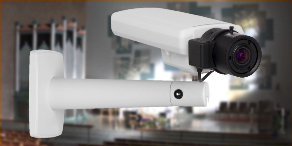 FULL HD IP camera - 1080p